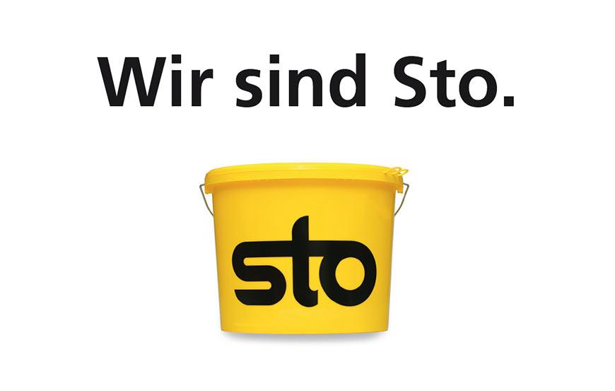Markenbooklet für Sto
