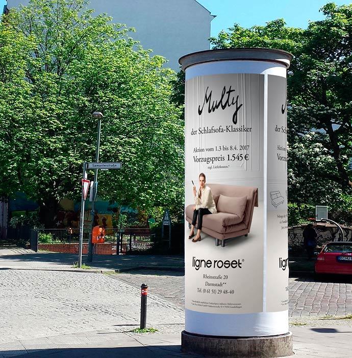 ligne roset bauer kollmer werbeagentur freiburg. Black Bedroom Furniture Sets. Home Design Ideas