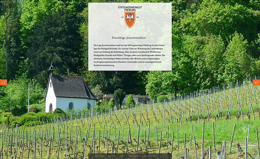 Stiftungsweingut Freiburg